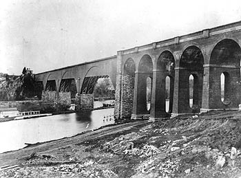 Lebanon Valley Railroad Bridge