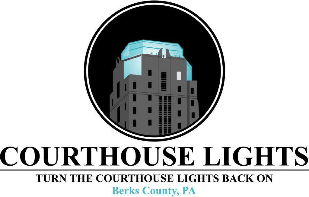 Courthouse Lights Logo