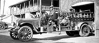 Berks fire companies 1930