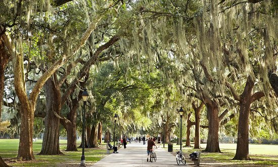 Southern Hospitality In Savannah Ga Charleston Sc Berks History Center